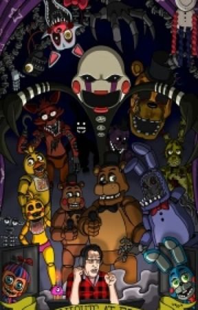 Five Nights At Freddys Show Show Colorato Wattpad