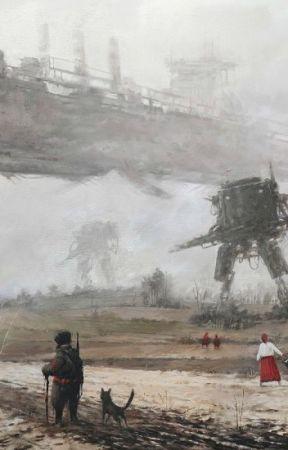 La guerra nueva. by Obselisk
