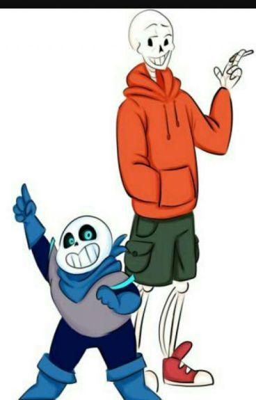 UnderSwap- Growing Up As Skeleton Brothers