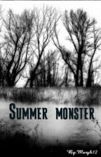 Summer Monster by Maryli12