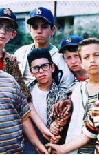 9 boys, 1 girl, 1 sandlot  by familyguybro