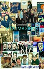 Pentatonix Imagines by Puglove_az