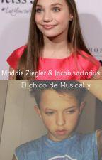 """""""El chico de Musical.ly""""  (Maddie Ziegler y Jacob sartorius),Proximamente. by ValentinaPerez606"""