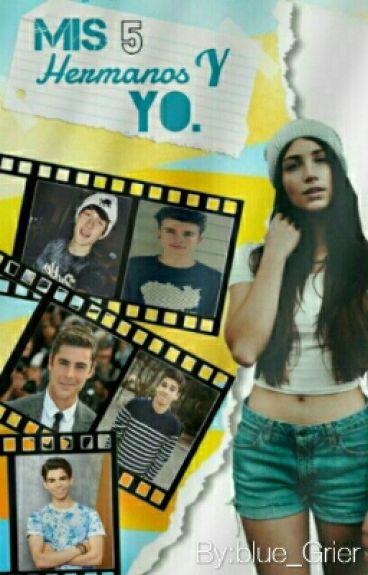 Mis 5 Hermanos Y Yo