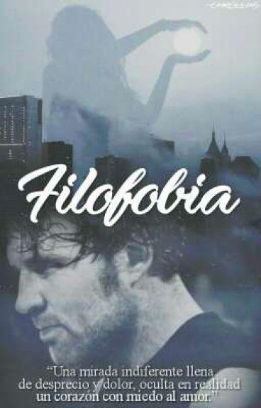 Filofobia. ✧ D.A