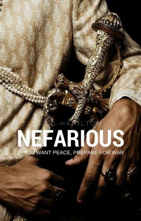 nefarious | c.s by egghamilton