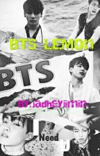 (BTS LEMON) #Wattys2017 by jadheyjimin