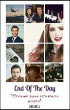 """End Of The Day"" (PAUSADA) by JenniferPadilla3"