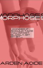 Morphoses preview(Rated R, sequel to Club Dishabille) by ArdenAoide