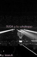 Suga & Tu  Whatsapp by leseulli