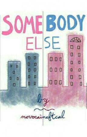 somebody else //cake// by novocaineftcal
