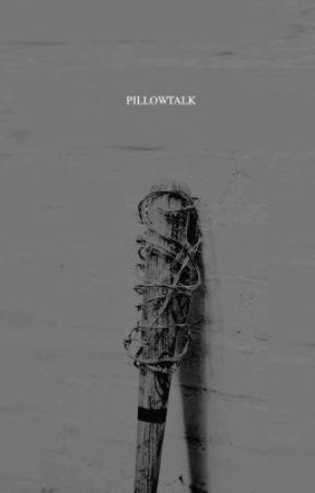 PILLOWTALK ➢ Klaus Mikaelson by harrisonsford