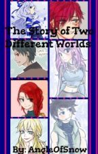 The Story Of Two Different Worlds. [nashi x storm fairytail] by AngleOfSnow