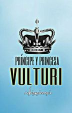 Principe Y Princesa Vulturi  by RobinUnicornio