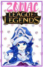 League of Legends; Zodiac. by -Arye-