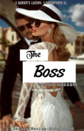 The Boss by MaramHossam