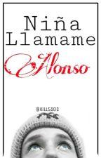 Niña, Llamame Alonso |a.v| by KimchiPxrk