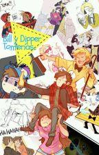 Bill Y Dipper Tonterias.- by SarahDeCipher
