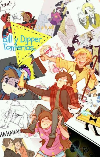 Bill Y Dipper Tonterias.-