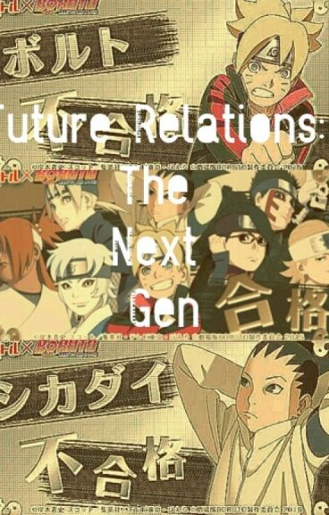 Future Relations: The Next Gen