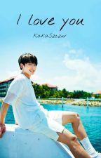 I love you ㅐ Park Jimin x Jeon Jeongguk by KakaSzczur