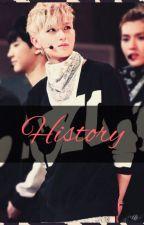 History by blackheadedtoad