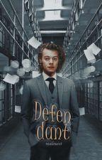 Defendant   Nebenprojekt by realouist