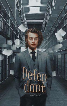 Defendant | Nebenprojekt by realouist
