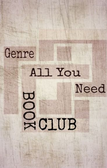 Genre All You Need Bookclub