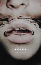 Foxes by glisters