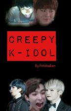 Creepy K-idol by potatoalien