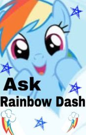 Ask Rainbow Dash by Damcclub