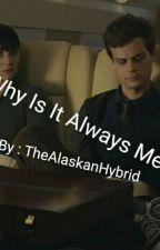 Why Is It Always Me? (MorganxReidxHotch) by TheAlaskanHybrid