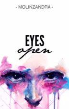Eyes Open ~ Foscar by molinzandra