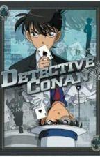 Detective Conan : Shinichi Kudo vs Kaito Kid by adisuryo713