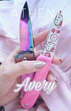 AVERY by artblued