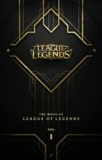 League Of Legends Una Storia Vissuta by moxcaos