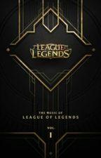 League Of Legends Una Storia Vissuta by moxcaos