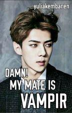 Damn!! My Mate Is Vampir by yuliakembaren37