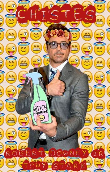 Chistes • Robert Downey Jr