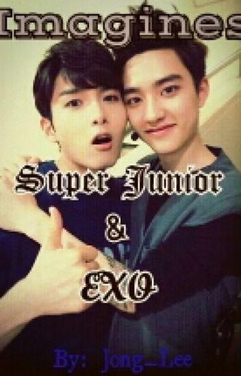 Imagines Super Junior e EXO
