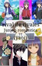 """rival De Rivales""     Junjou Romántica (yaoi)  by Etolie-sama"