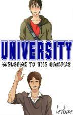 University [AsaNoya]  by levbae