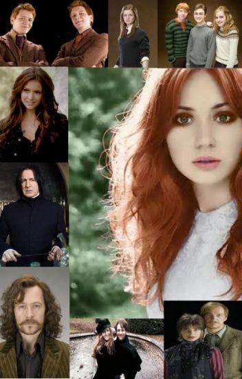 Secret Sister (Harry Potter FF)