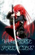 The vampire princess by felischiavillafuerte
