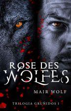 Rose Von Wolf by kamiraG