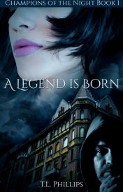 A Legend Is Born by TLPhillips