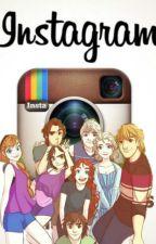 Instagram(Jelsa,Mericcup,Kristanna,Eugenzel y Asthoot) by NigthmareMel