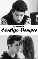 •Contigo Siempre• |Mario Bautista| by taniaeras_