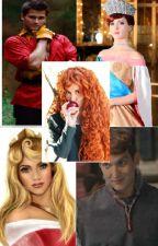 Fairy tales and Vampires by insaneredhead